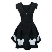 Image of Mickey Mouse Icon Dress for Women by Sugarbird # 3