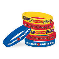Image of Spider-Man Webbed Wonder Wristbands # 1