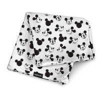 Image of Mickey Mouse Baby Blanket by Milk Snob # 1