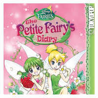 Image of Disney Fairies: The Petite Fairy's Diary Manga Book # 1