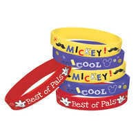 Image of Mickey Mouse On the Go Wristbands # 1