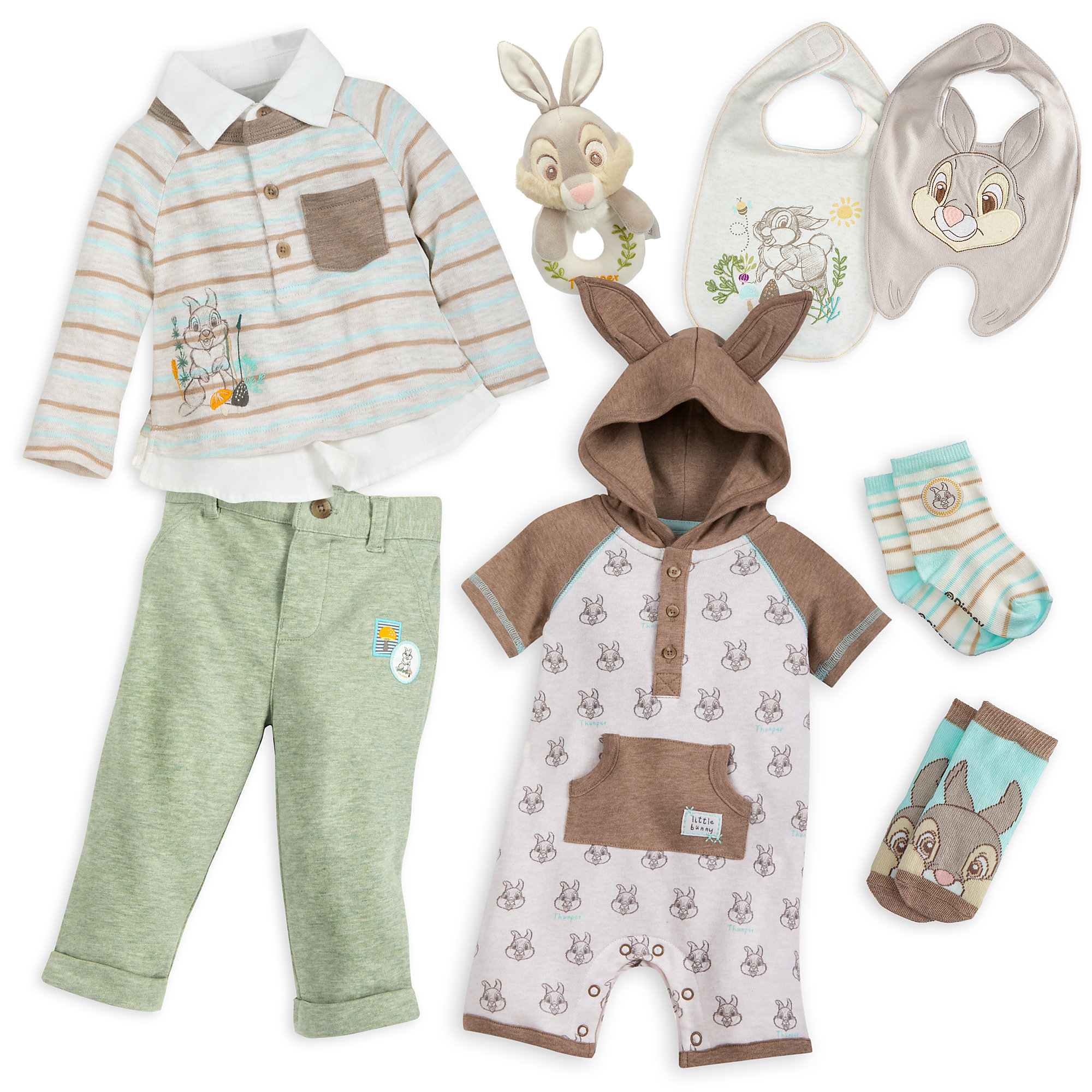 Thumper Layette Collection for Baby