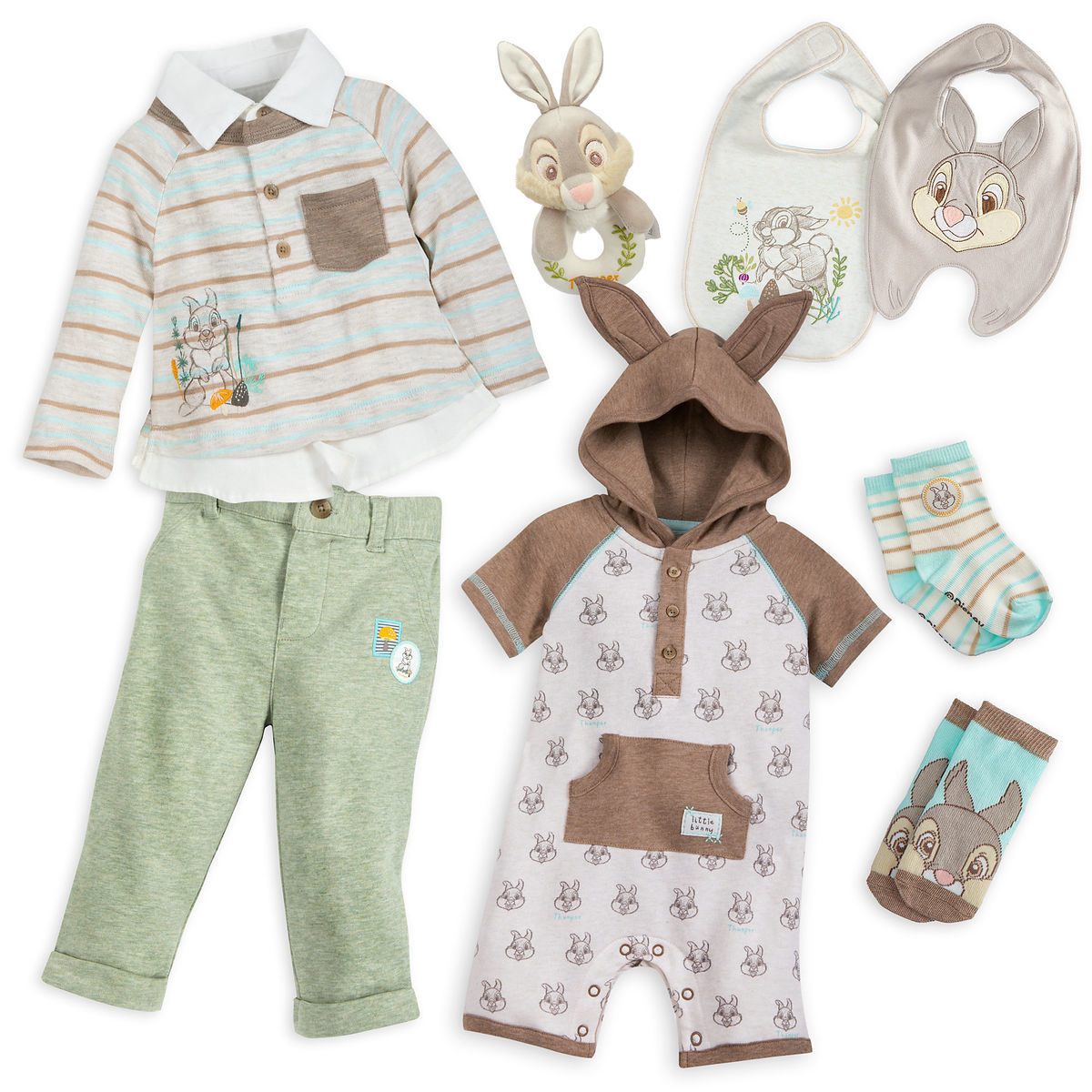 36a3896c5e53 Thumper Layette Collection for Baby