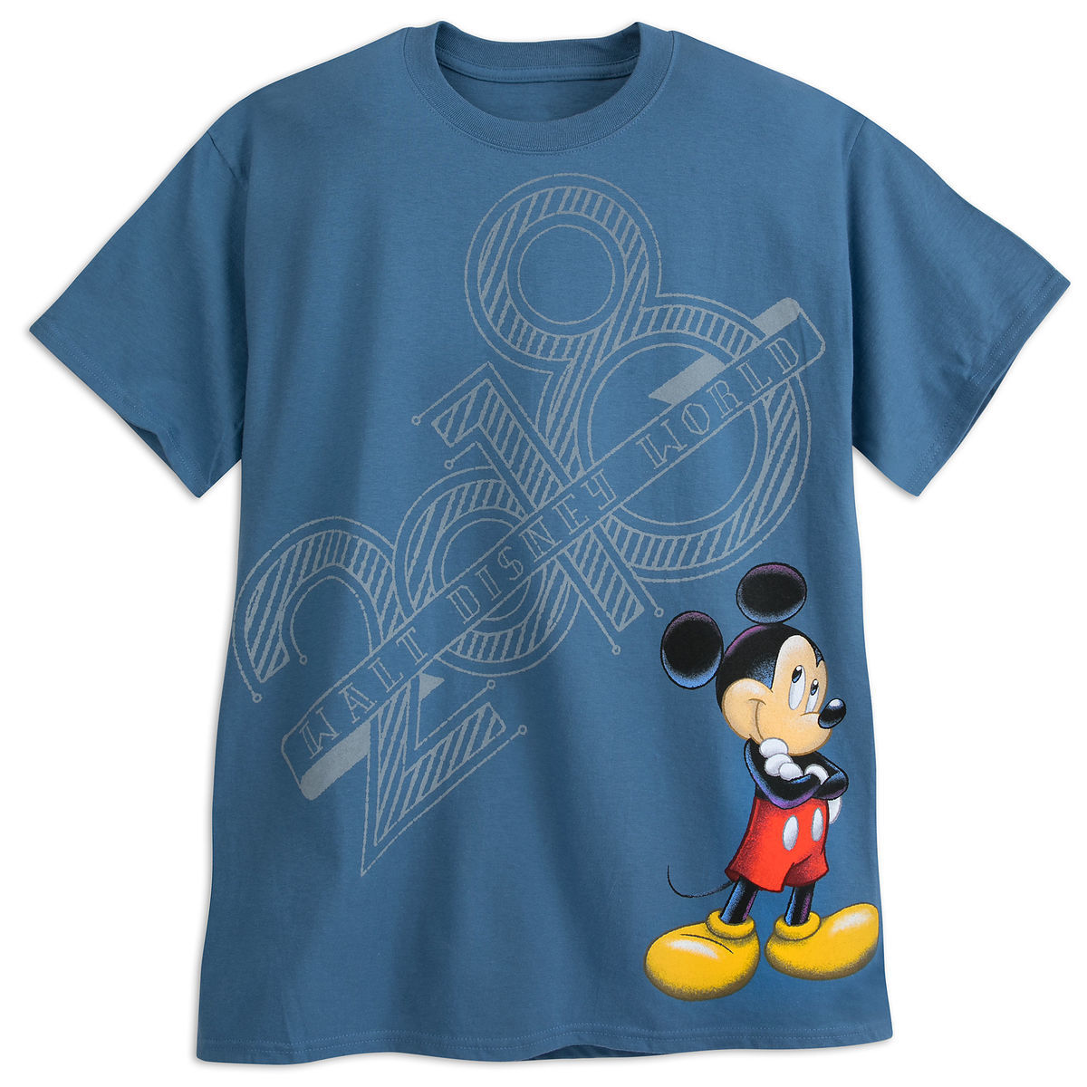 Mickey Mouse T Shirt For Adults Walt Disney World 2018 Shopdisney
