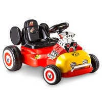 Image of Mickey Mouse Electric Ride-On Roadster # 4