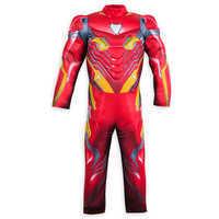Image of Iron Man Costume for Kids - Marvel's Avengers: Infinity War # 3