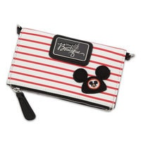 Mickey and Minnie Mouse Emoji Crossbody Wallet - Disney Boutique
