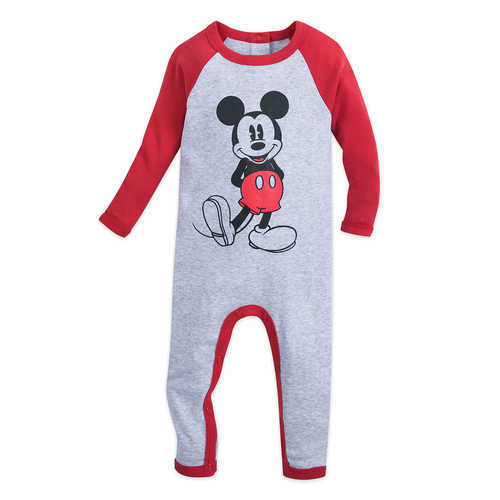 Disney Mickey Mouse Stretchie Sleeper for Baby
