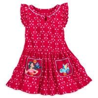 Elena Woven Dress for Girls