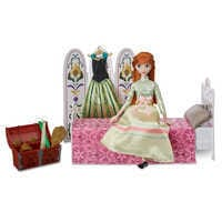 Image of Anna Classic Doll Coronation Day Play Set - Frozen # 1
