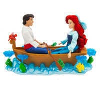 Image of Ariel and Eric ''Kiss the Girl'' Playset - The Little Mermaid # 1