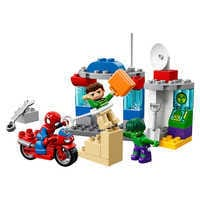 Image of Spider-Man & Hulk Adventures LEGO Duplo Playset # 1
