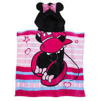 Image of Minnie Mouse Hooded Towel for Kids # 1
