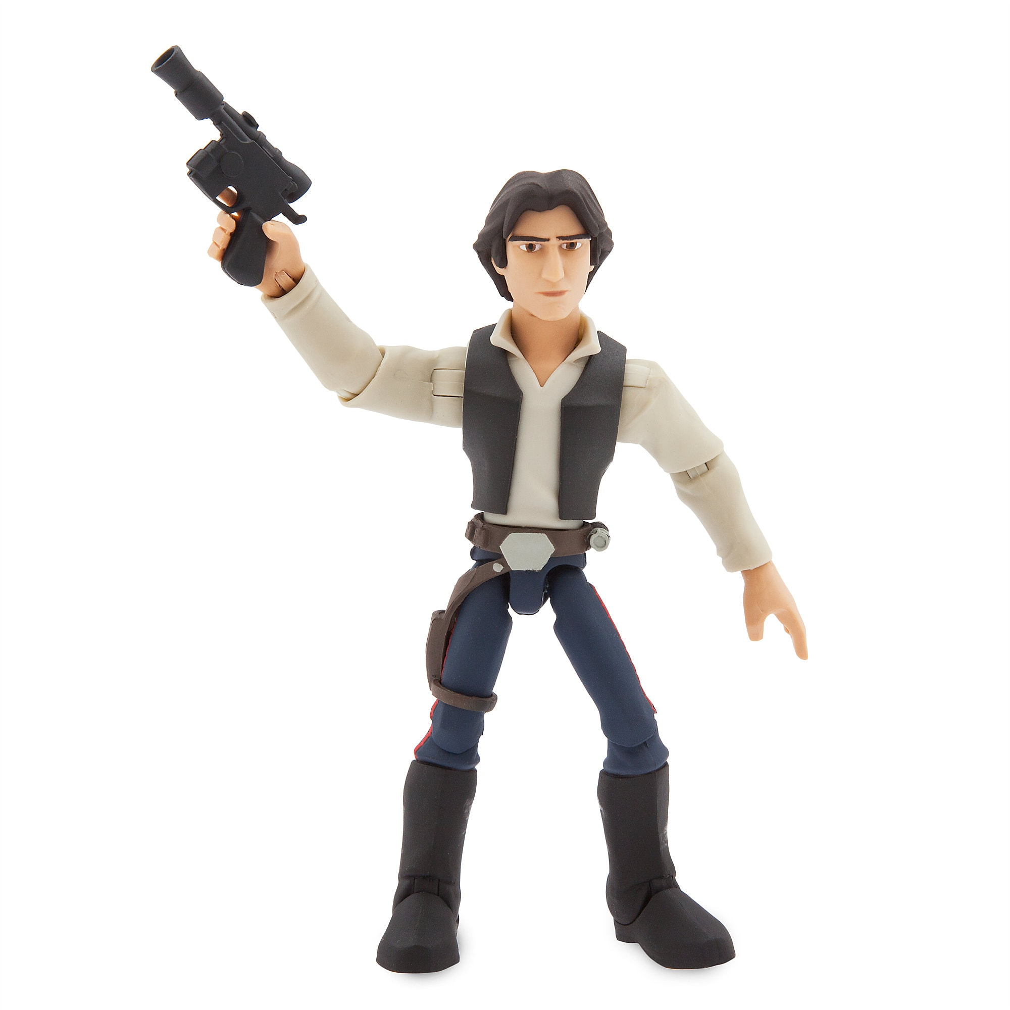 Han Solo Action Figure - Star Wars Toybox