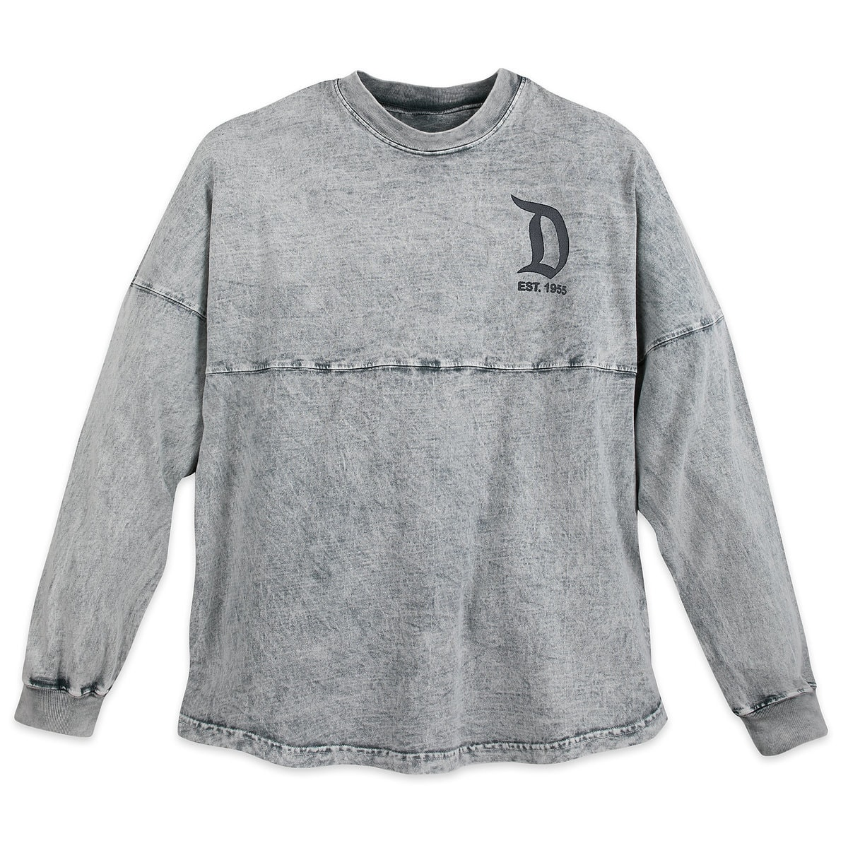 88bfc10ea8c Product Image of Disneyland Mineral Wash Spirit Jersey for Adults - Gray # 1
