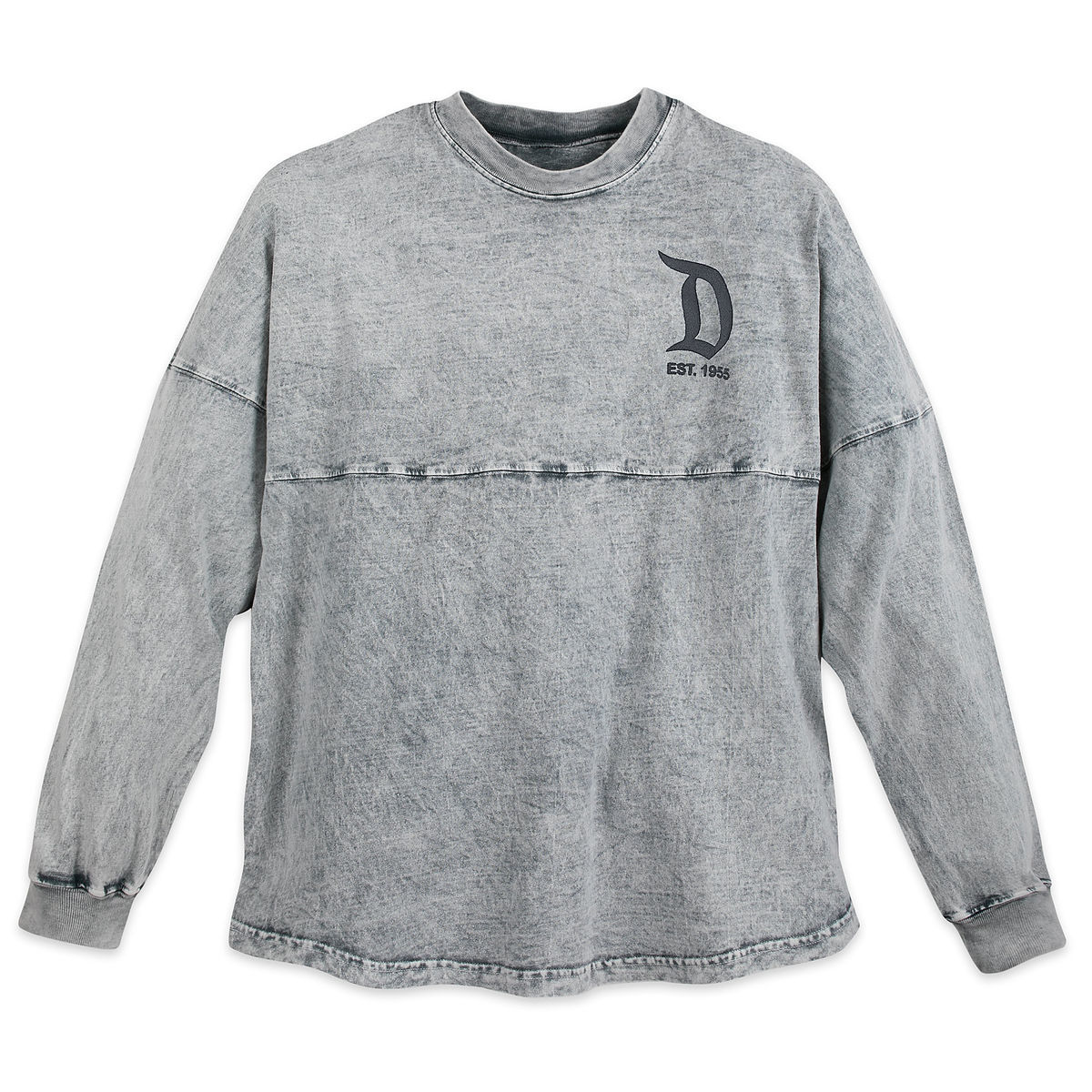 Product Image of Disneyland Mineral Wash Spirit Jersey for Adults - Gray   1 031060be9228