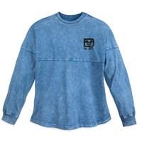 Walt Disney World Mineral Wash Spirit Jersey for Adults - Blue