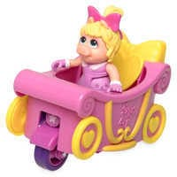 Image of Miss Piggy Trike & Carriage - Muppet Babies # 4
