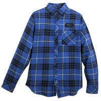 Image of Max Rebo Band Flannel Shirt for Adults - Star Wars # 1