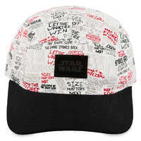 Image of Star Wars Quote Camper Hat for Adults # 1