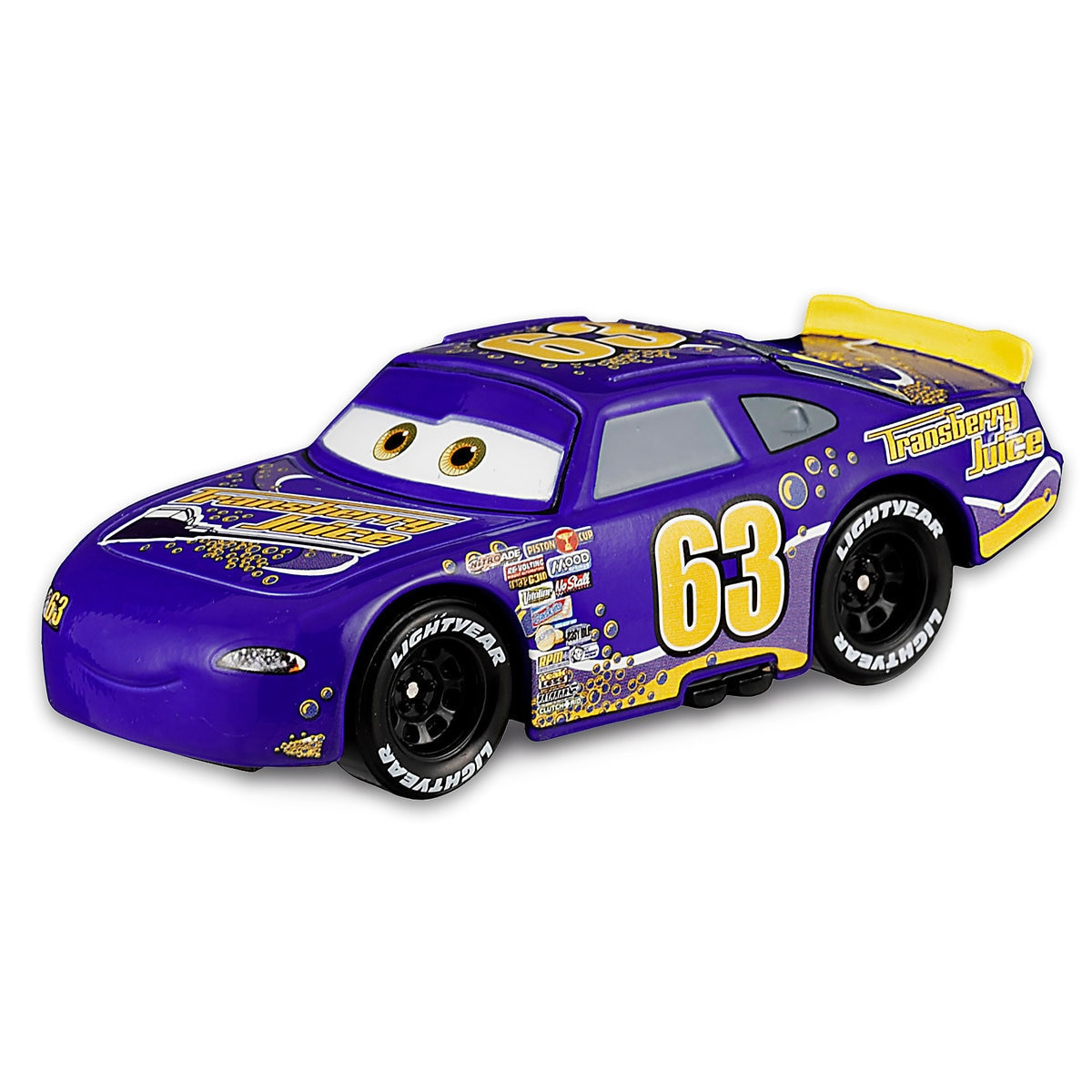 Lee Revkins Pull \'N\' Race Die Cast Car - Cars | shopDisney