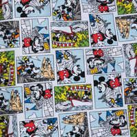 Image of Mickey Mouse and Friends Comic Boxer Shorts for Men # 3