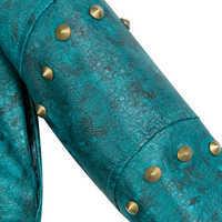 Image of Uma Faux Leather Moto Jacket for Girls - Descendants 3 # 7