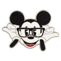 Image of Mickey Mouse Timeless Pin # 1
