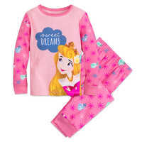 Image of Sleeping Beauty PJ PALS Set for Girls # 1