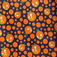 Image of Orange Bird Dress for Women # 5