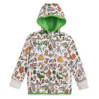 Image of Toy Story 4 Zip-Up Hoodie for Kids - Personalized # 1