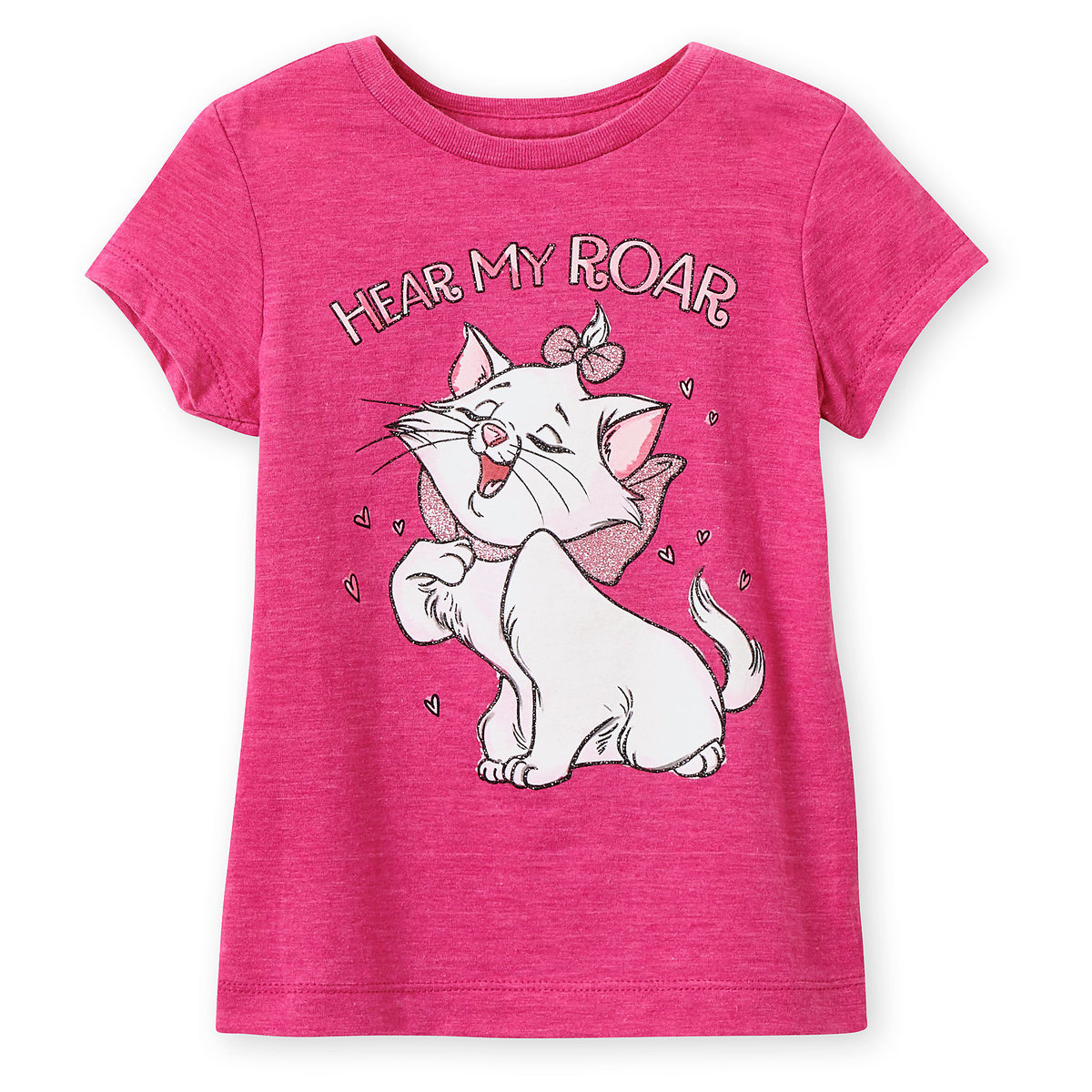 60f9ec1dc4 Marie T-Shirt for Girls - The Aristocats