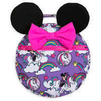 Image of Minnie Mouse Packable Rain Jacket and Attached Carry Bag for Kids # 5