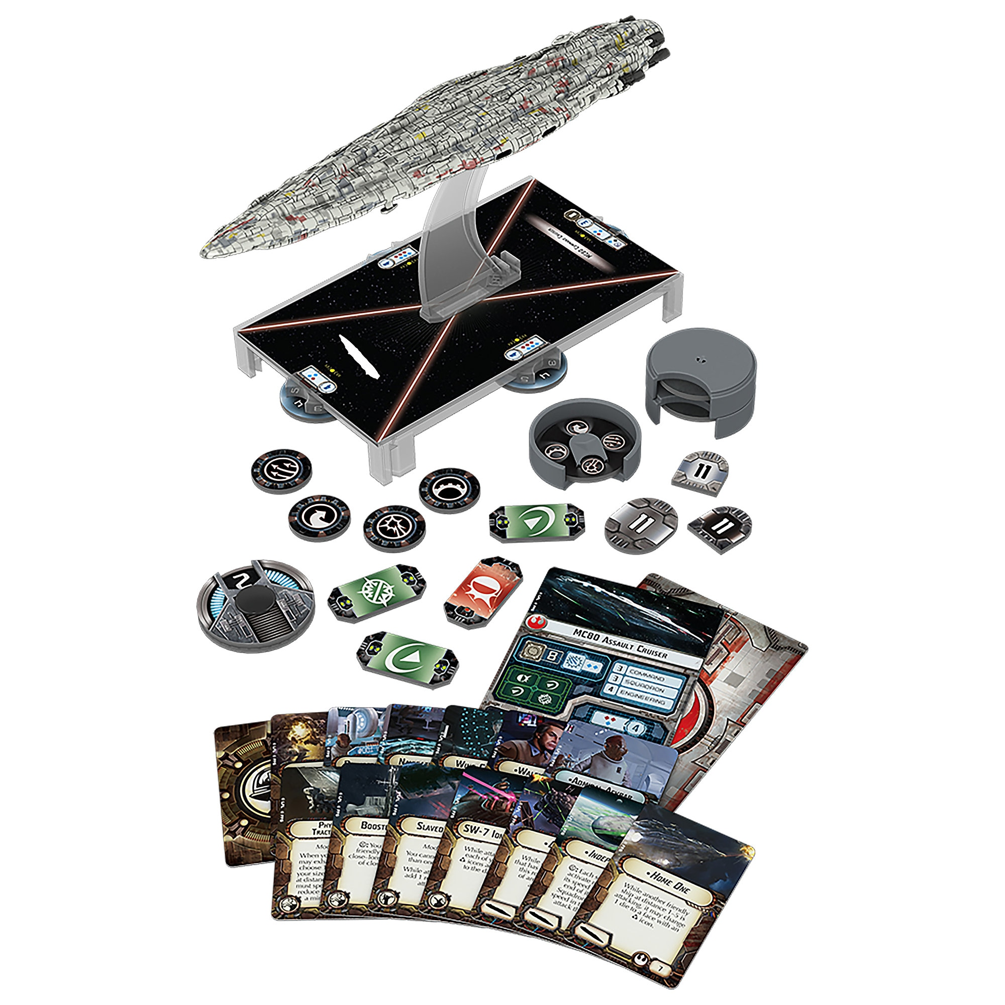 Star Wars: Armada Game - Home One Expansion Pack