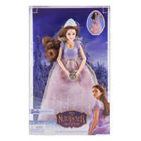 Image of Clara Doll with Light-Up Dress - The Nutcracker and the Four Realms - Barbie Signature # 5