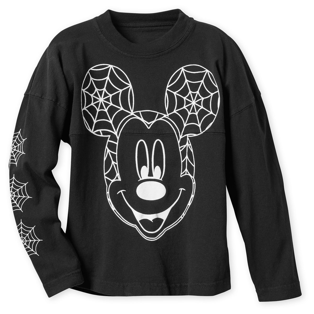 eb67b2d4 Product Image of Mickey Mouse Halloween Spirit Jersey for Kids # 1