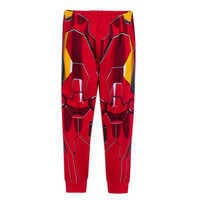 Image of Iron Man Costume PJ PALS for Kids # 3