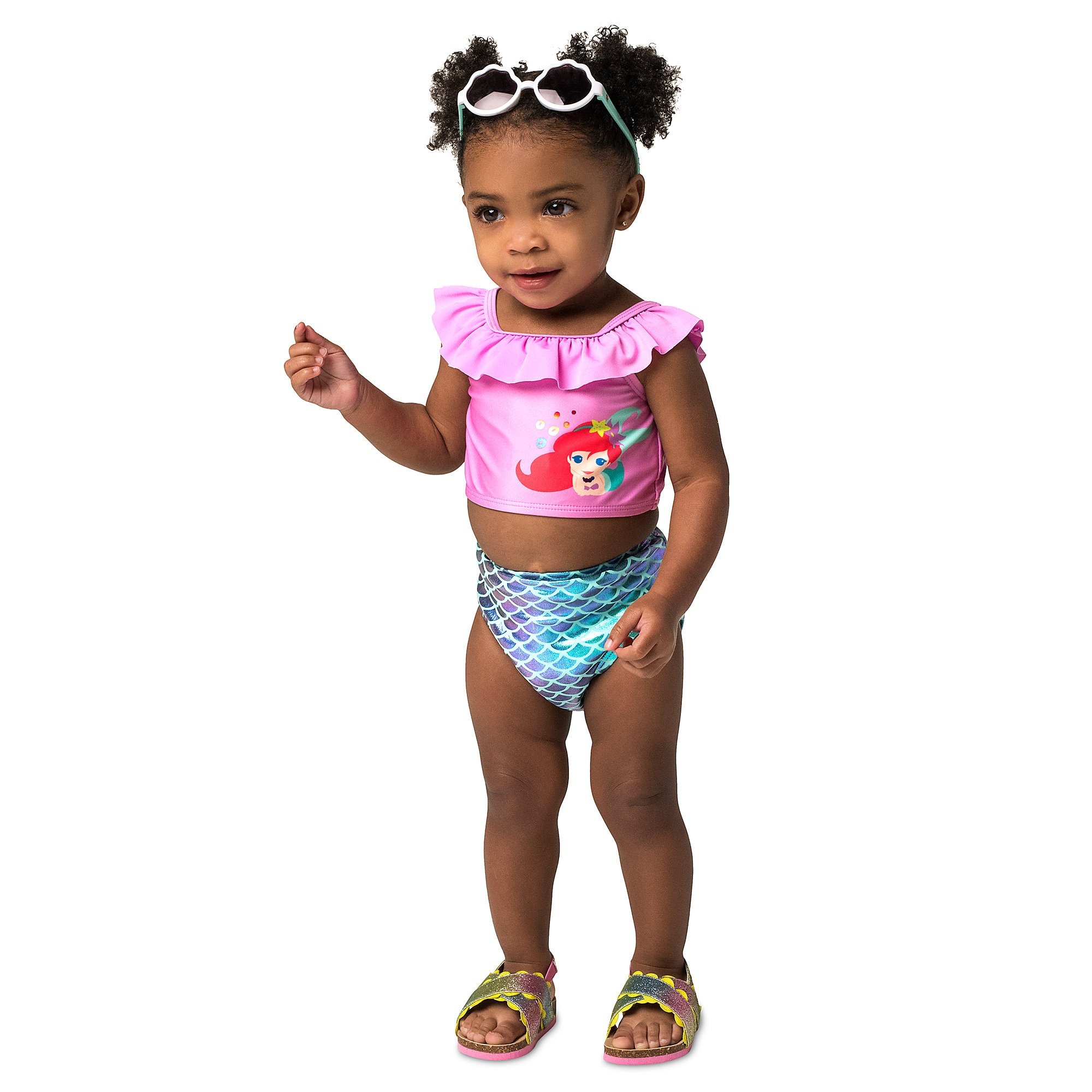 Ariel Two-Piece Swimsuit Swimwear Collection for Baby