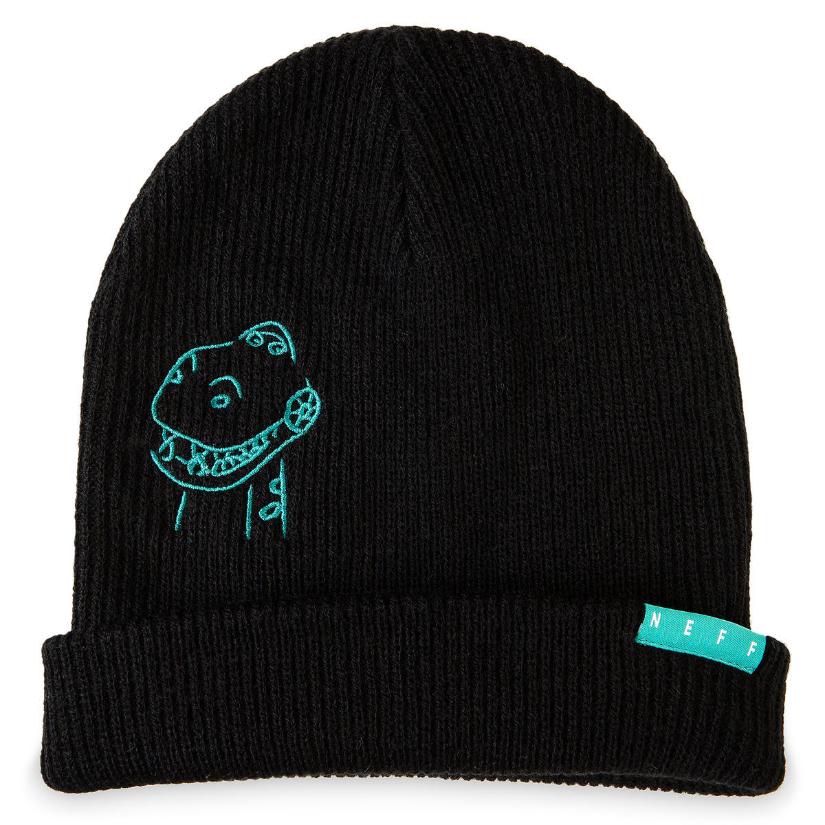 Product Image of Rex Beanie for Adults by Neff - Toy Story   1 5ff3d0b5edf