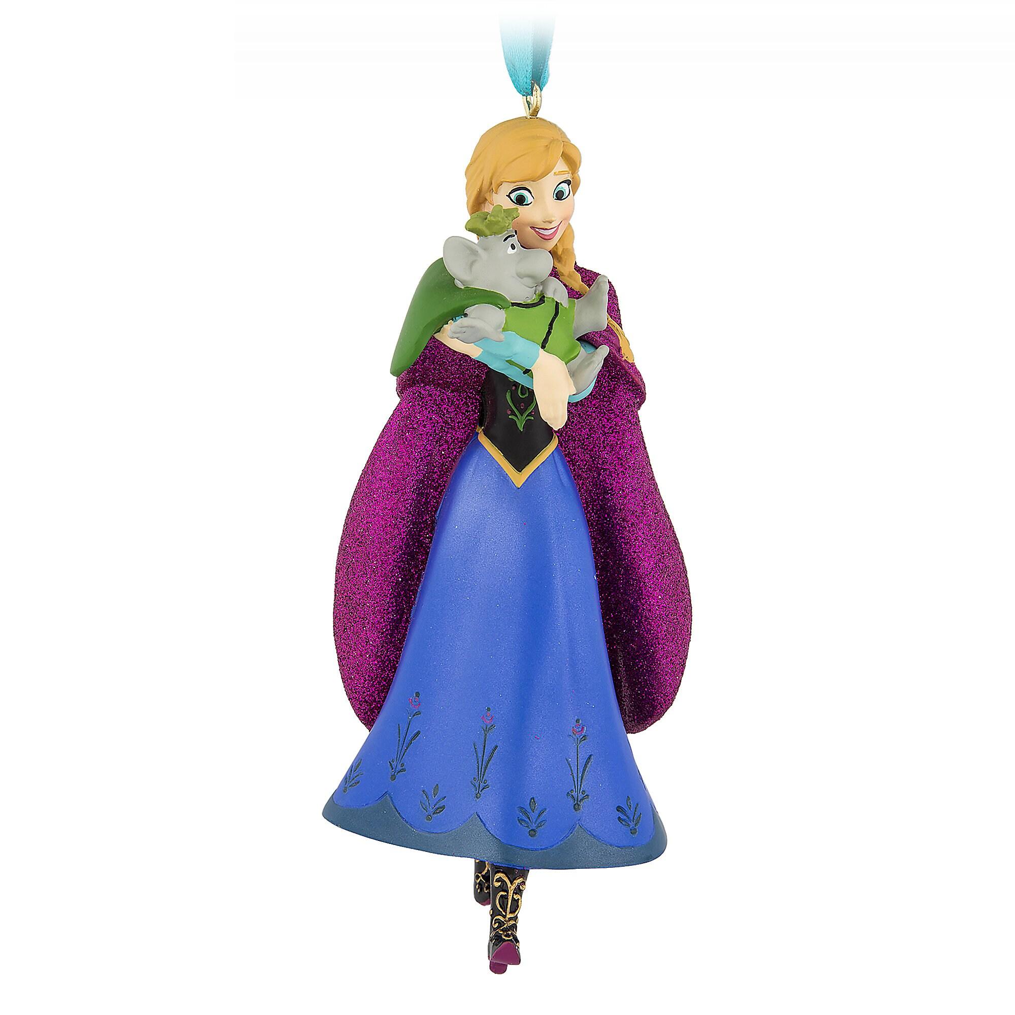 Anna Figural Ornament - Frozen