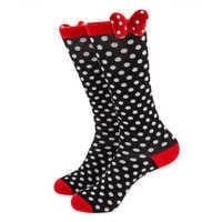 Image of Minnie Mouse Knee Socks for Women # 1