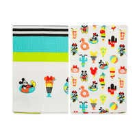 Image of Mickey and Minnie Mouse Kitchen Towel Set - Disney Eats # 2