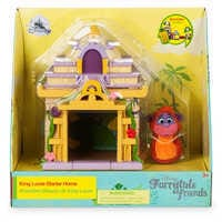 Image of King Louie Starter Home Playset - Disney Furrytale friends - The Jungle Book # 4