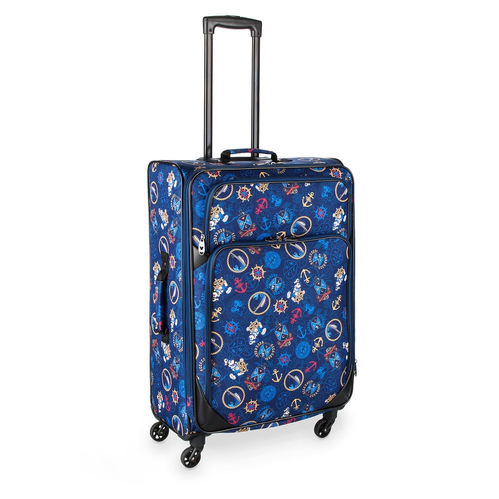Mickey Mouse Rolling Luggage - Disney Cruise Line - 28''