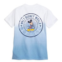 Image of Mickey Mouse and Friends Dip-Dye T-Shirt for Kids - Walt Disney World 2018 # 2