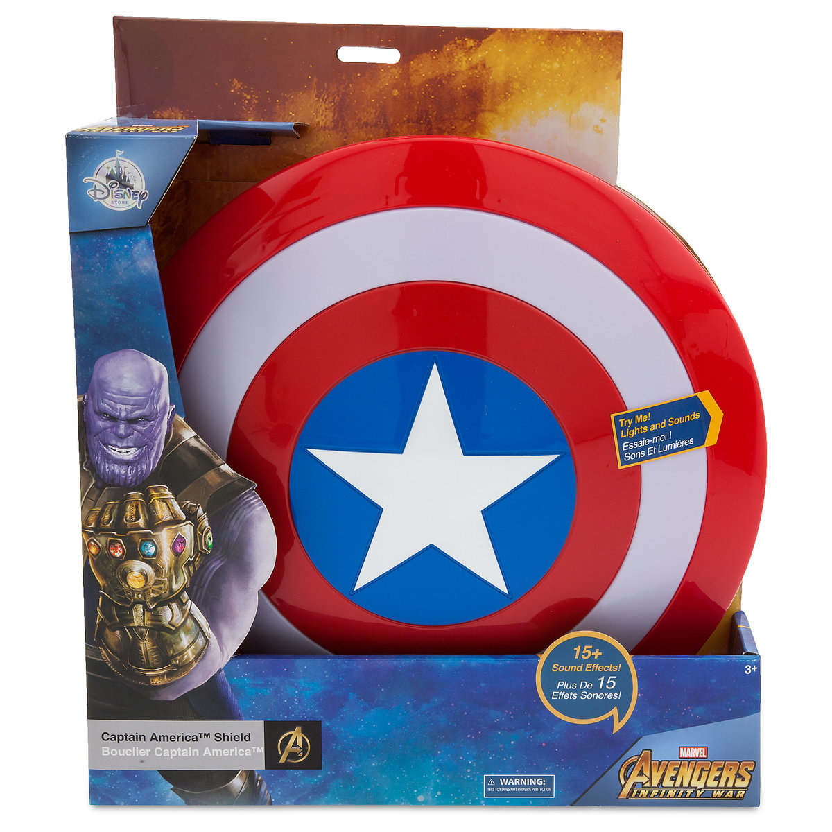 captain america shield marvels avengers infinity war - Bouclier Captain America