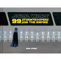 Image of Star Wars: 99 Stormtroopers Join the Empire Book # 1