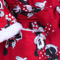 Image of Minnie Mouse Robe for Women # 3