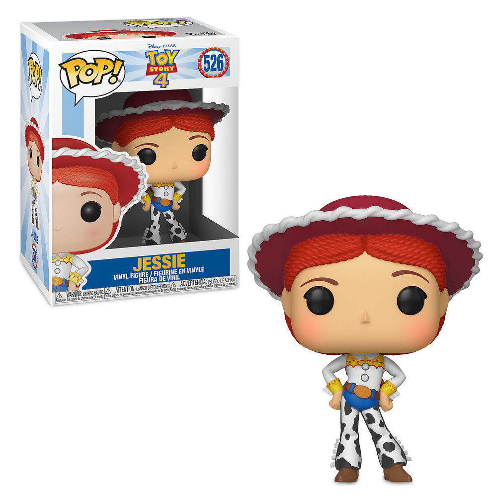 Jessie Pop! Vinyl Figure by Funko - Toy Story 4 Official shopDisney