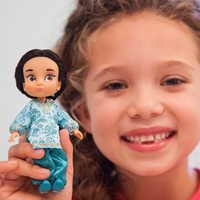 Image of Disney Animators' Collection Jasmine Mini Doll Play Set # 3